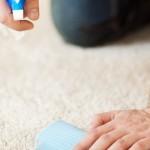 Laat uw vloerkleed reinigen met natuurlijke producten door een professional